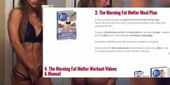 Morning Fat Melter    The Ultimate Weight Loss Program For Women