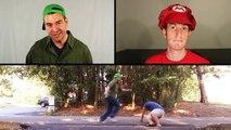 SUPER MARIO BROS - A CAPPELLA MEDLEY - Julien Neel & Nick McKaig - YouTube