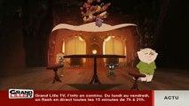 Le jeu vidéo Dofus porté sur grand écran
