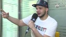 Sadek: « Il y a des rappeurs qu'on doit considérer comme des poètes  » ( Vidéo MCE)
