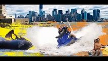Manhattan NYC Manhattan jet ski rental New York city tours