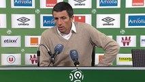 FC Nantes 3-1 Gazélec FC Ajaccio : les réactions de M. Der Zakarian & T. Laurey !