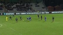 But de Belkebla contre Bourg Péronnas