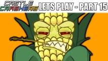 Castle Crashers - Robinhood and Little Jon! (Castle Crashers Lets Play Part 15) - By J&S Games!
