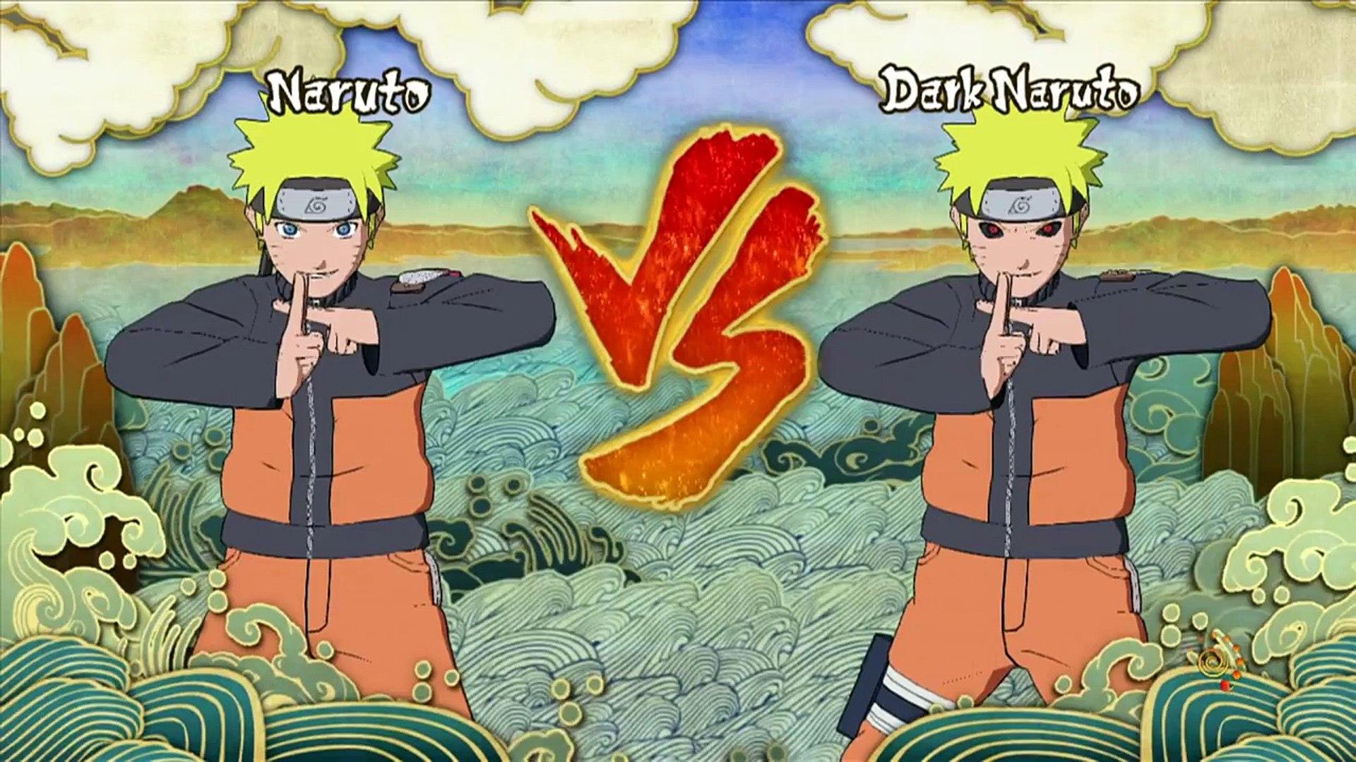 Naruto Shippuden: Ultimate Ninja Storm 3: Full Burst [HD] - Naruto Vs Dark Naruto [Story Mode]