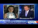 """""""Por favor no le hagan daño"""": Esposa de militar secuestrado por el ELN en Colombia a NTN24"""
