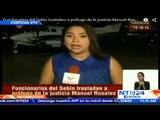 Difunden las primeras imágenes de Manuel Rosales tras ser detenido en Maracaibo