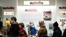 Bar à Nutella : file d'attente géante et bousculades lors de l'ouverture à New-York