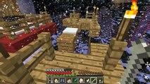 Minecraft: LAVA HOT CHOCOLATE PARKOUR! - Christmas Trolling - Custom Map [2]