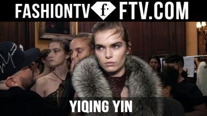 Yiqing Yin Hair & Makeup S/S 16 Paris Haute Couture | FTV.com