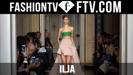 Ilja S/S 16 at Paris Haute Couture Week | FTV.com