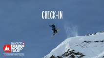 Check In - Chamonix-Mont-Blanc - Swatch Freeride World Tour 2016