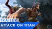Attack On Titan dégaine une nouvelle fois ses lames