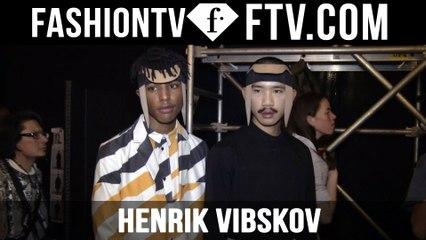 Henrik Vibskov F/W 16-17 trends | Paris Fashion Week : Men F/W 16-17 | FTV.com