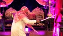 Funny Mehndi Dance - Desi vs. Arab skit! Pakistani wedding Hammad + Mehar