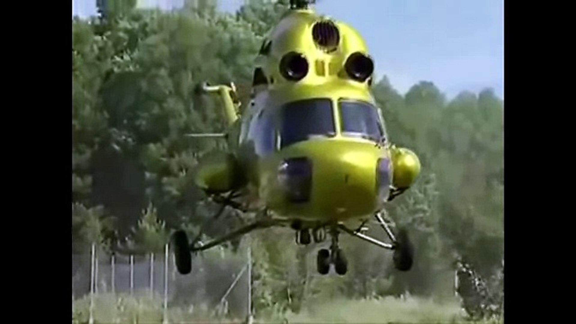 Большие неприятности с вертолётами Big trouble with helicopters