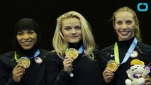 Hijab-Wearing Fencer Set to Make United States Olympic History (FULL HD)