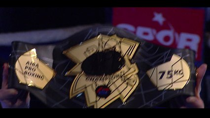 APB Middleweight World Championship - Promo