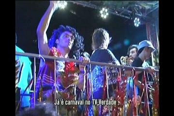 Os Baianeiros agitam o carnaval no TV Verdade