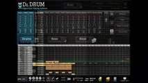 Dr Drum beat making software full tutorial - video dailymotion