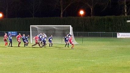 match équipe DHR contre Limoges, à Limoges