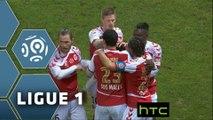 But Hamari TRAORE (43ème) / Stade de Reims - Angers SCO - (2-1) - (REIMS-SCO) / 2015-16