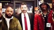 DJ Khaled and Future Perform a Crazy Medley on Jimmy Kimmel Live