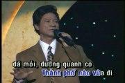 Karaoke LK Thành Phố Buồn Con Đường Mang Tên Em Chế Linh Trường Vũ