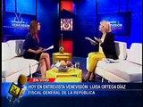 Esto fue lo que dijo Luisa Ortega Díaz acerca de la AN queriendo remover los magistrados del TSJ