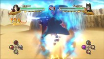 Epic DBZ Combo With Itachi Naruto Ultimate Ninja Storm 3
