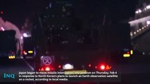 Japan prepares for North Korea rocket launch