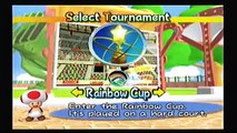 Lets Play Mario Power Tennis - Episode 7 - A Smashing Victory (Rainbow Cup Singles)