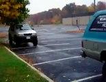 PARALLEL PARKING TRICK Car Crash Videos
