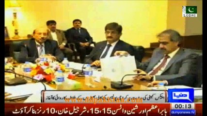 Criminal police officers' forced retirement & dismissals in Karachi on APEX committee recommendation