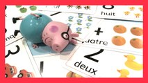 apprendre l'anglais les nombres | learn French the numbers