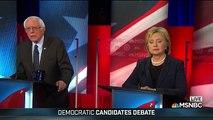 FULL MSNBC Democratic Debate P5 Hillary Clinton VS Bernie Sanders - New Hampshire Feb. 4, 2016