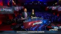 FULL MSNBC Democratic Debate P7 Hillary Clinton VS Bernie Sanders - New Hampshire Feb. 4, 2016