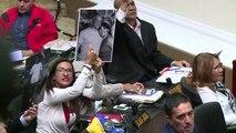 Parlamento venezolano debate amnistía de presos políticos