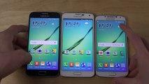 Samsung Galaxy S6 vs. Galaxy S5 S6 Port vs. Galaxy S4 S6 Port - Review (4K)