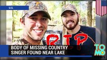 Missing country singer Craig Strickland found dead after he went missing in ice storm - TomoNews