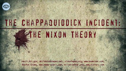 The Chappaquiddick Incident