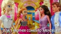 Its Frozen Elsas Brother! He Comes to Arendelle after Jack Frost Finds Him. DisneyToysFan