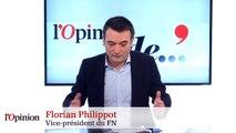 Florian Philippot - DPDA : « Il y a une différence de traitement entre Sarkozy et Marine Le Pen »