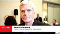 """Kristinn Hrafnsson : """"Les donneurs d'alerte restent là pour informer le public"""""""