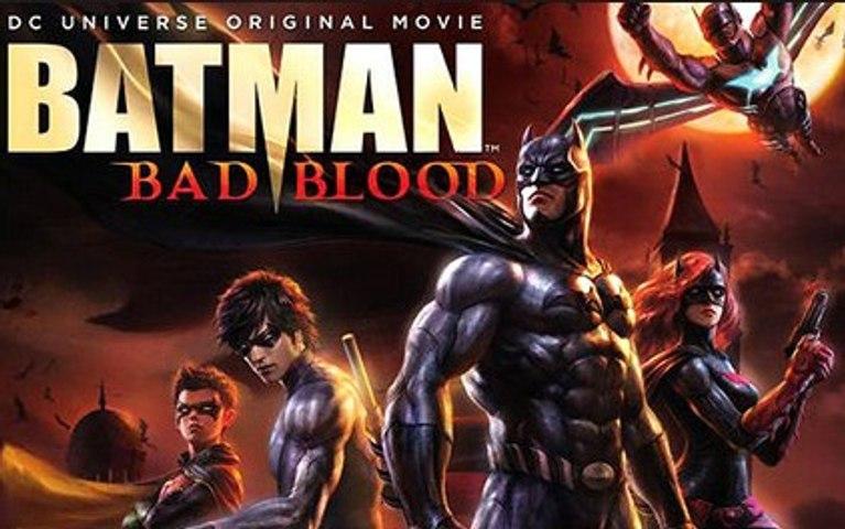 Batman: Bad Blood (2016)# Animation *Jason O'Mara,Yvonne Strahovski,