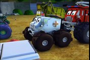 Bigfoot Presents  Meteor and the Mighty Monster Trucks - Episode 07 -  King Krush