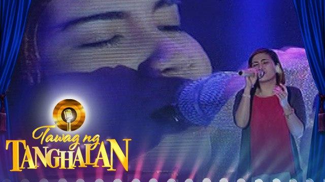 Tawag ng Tanghalan:  Fatima Valenzona is the newest Tawag ng Tanghalan champion!
