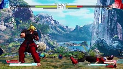 Street Fighter V - Découvrez Ken de Street Fighter V