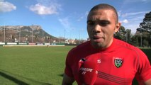 Rugby - Amical - RCT : Habana «Je vis une aventure incroyable»