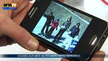 Alpes-Maritimes: accidentés, ils attaquent une station de ski pour mise en danger